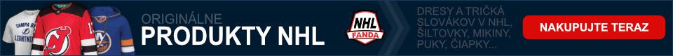 Originálne produkty NHL